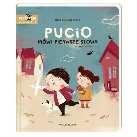 Pucio mówi pierwsze słowa (1)